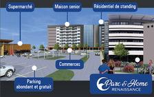 Bureaux Montbeliard 3 pièce(s) 66,65 m² 66560
