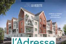Appartement Berck 4 pièces cabine 91.35 m² 353000 Berck (62600)