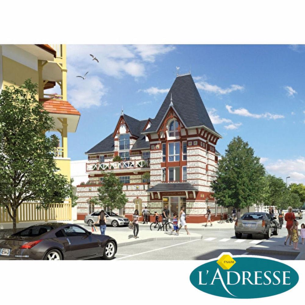 Vente Appartement Appartement Le Touquet Paris Plage 3 pièces 59.45 m²  à Le touquet paris plage