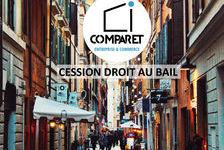 Cession de bail Aix Les Bains 125 m2 110000