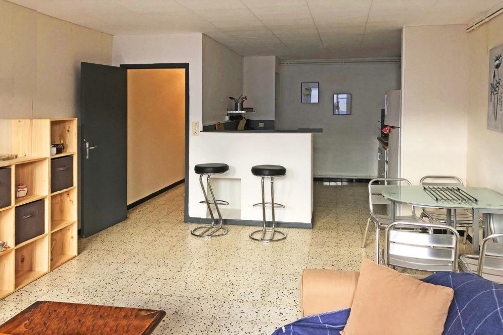 Vente Appartement CARCASSONNE - Appartement meublé T2 55 m² centre ville, balcon  à Carcassonne