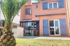 Canet Plage, maison T4 avec garage 289000 Canet-en-Roussillon (66140)