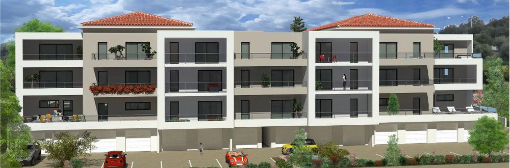 Vente Appartement Programme neuf - SAINTE LUCIE DE PORTO VECCHIO  à Sainte lucie de porto vecchio