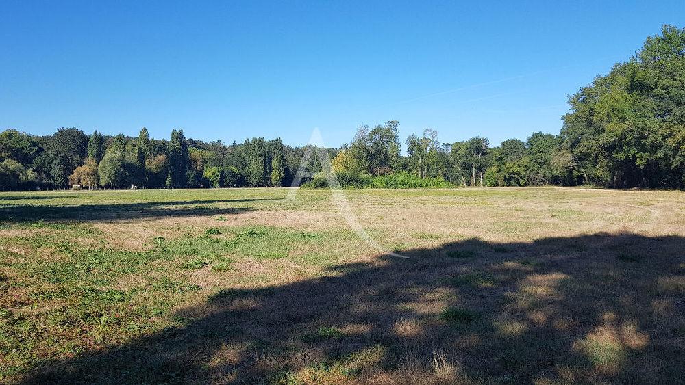 Vente Terrain Parc de près de 10 ha au bord de l'Indre  à Montbazon