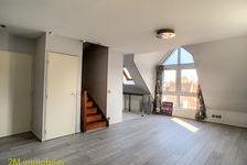 A louer - Appartement Melun 2 pièces 38.28 m2 au centre-ville avec parking 670 Melun (77000)