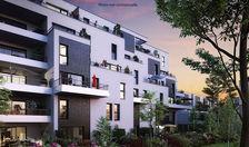 TOURS NORD Grand F4  de 83,41m² traversant + balcon + parking 244500 Tours (37000)