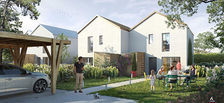 Maison Montlouis Sur Loire 4 pièce(s) 85.16m2 + Jardin + Terrasse + 2 Stationnements 228000 Montlouis-sur-Loire (37270)