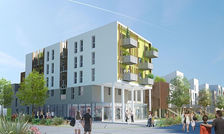 Bureaux Nantes - ST JOSEPH DE PORTERIE 82 m² 700