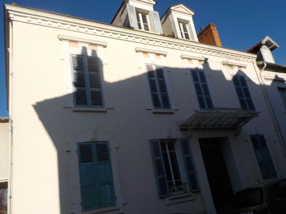 Vente Maison Maison de ville de 208m² quartier de France Vichy
