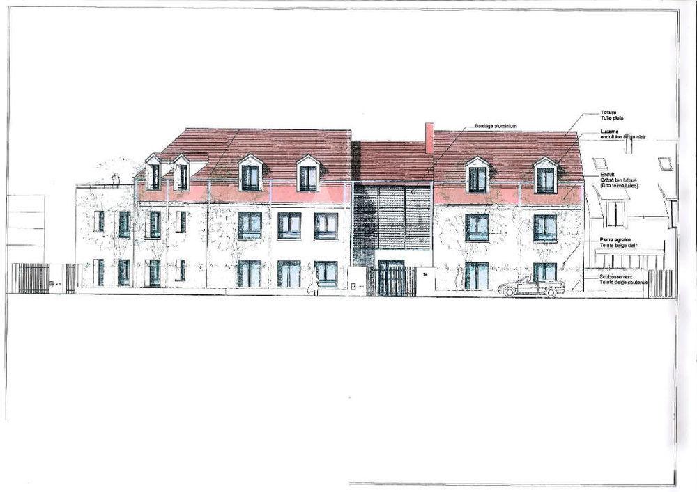 Vente Appartement Appartement Courcelles Sur Yvette 3 pièce(s)  à Gif sur yvette