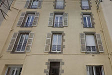 A louer Appartement T1bis à Brest Quartier Strasbourg 407 Brest (29200)