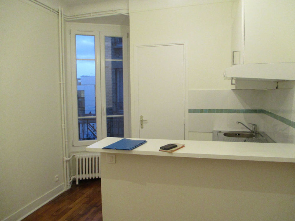 Location Appartement F2 VINCENNES - METRO ST MANDE  26m² Vincennes