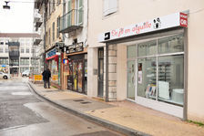 Local commercial 57 m² - Vesoul centre ville 650