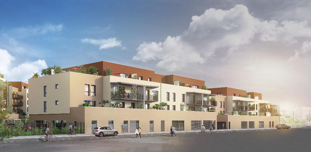 Vente Appartement PROGRAMME NEUF - EPICENTRE - appartements LE MANS MISSION  à Le mans