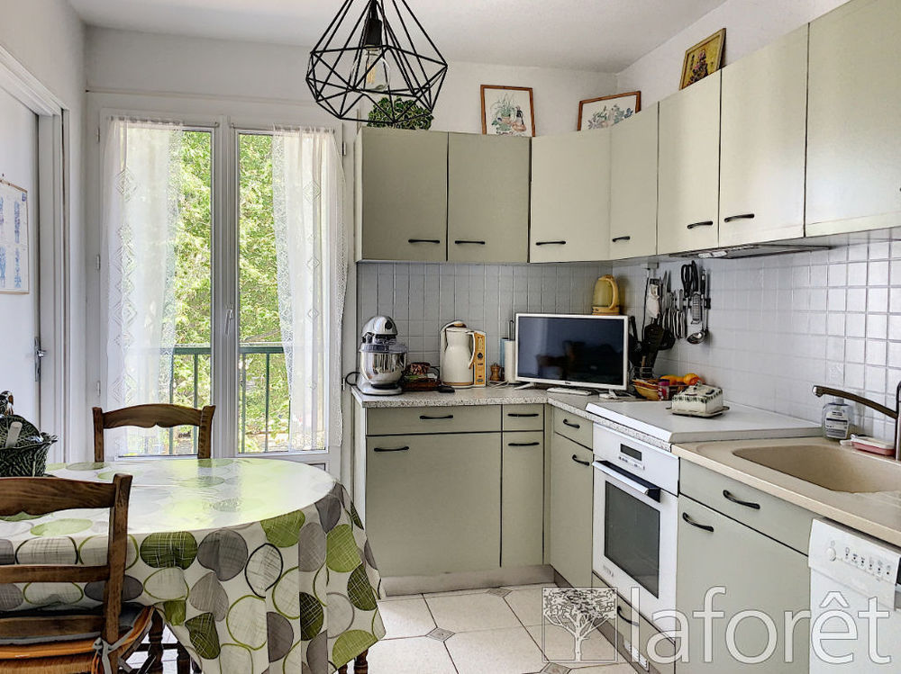 Vente Appartement PERPIGNAN - T3 80 m² balcon cave  à Perpignan