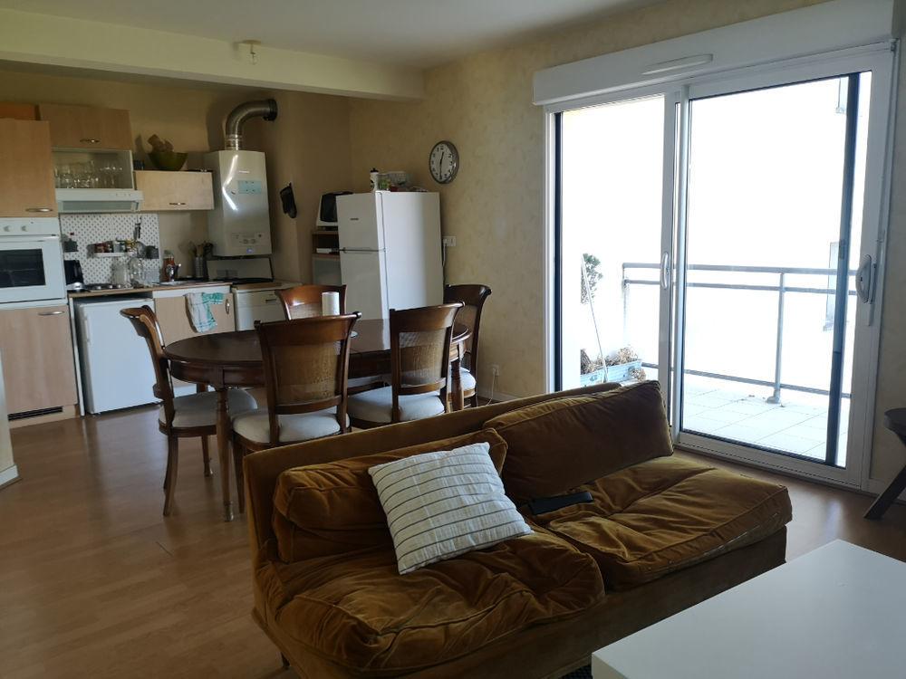 Location Appartement Appartement Rennes Beaulieu 3 pièce(s) 69 m2  à Rennes