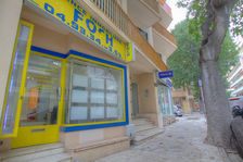 Local commercial Antibes Boulevard Foch 41 m2 950