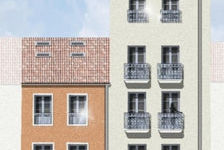 MURS COMMERCIAUX - CENTRE VILLE  vides - PROCHE PLACE ARISTIDE BRIAND 45000