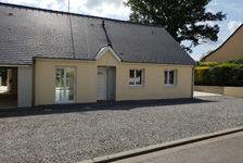 Le Bourgneuf la forêt, jolie maison de plain-pied forte de 91 m² 590 Le Bourgneuf-la-Forêt (53410)