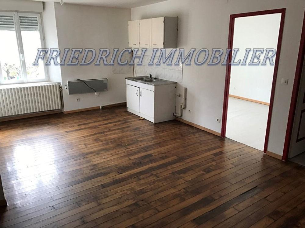 Vente Appartement Appartement Triplex loué 465 /mois - PAGNY SUR MEUSE  à Pagny sur meuse
