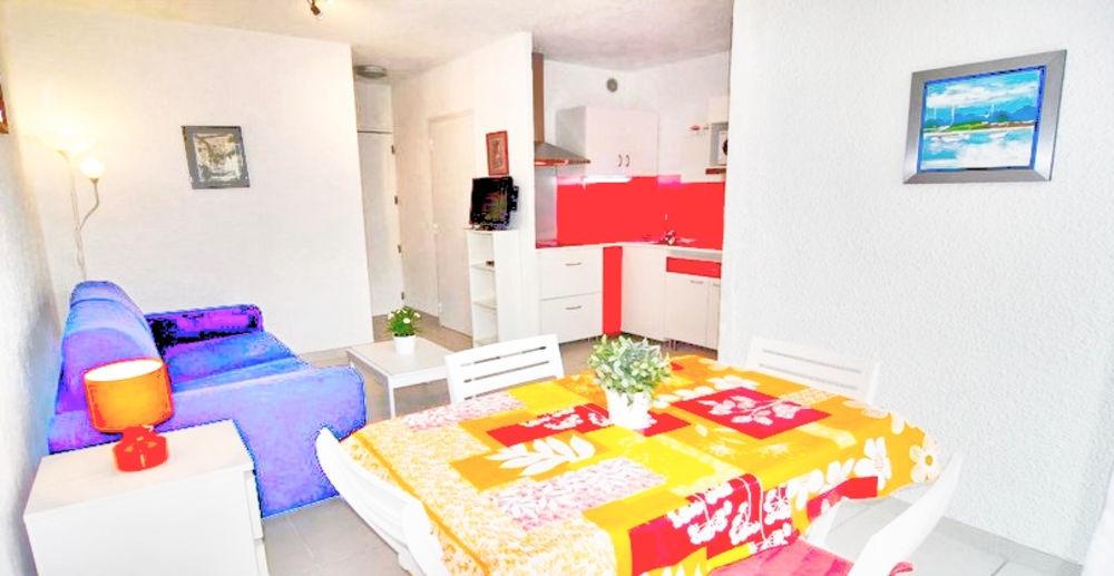 Vente Appartement Appartement de 25 m2 avec Place de parking  à Valras plage