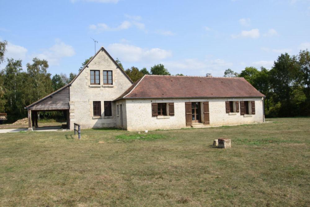 Location Maison Proche CREPY-EN-VALOIS, Maison  4 pièce(s) 160 m2  à Glaignes