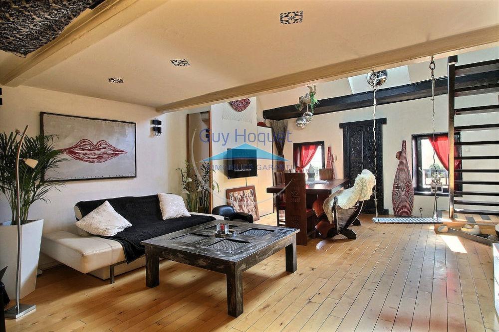Vente Appartement À vendre, appartement de 96 m², 5 pièces à NANCY (54000).  à Nancy