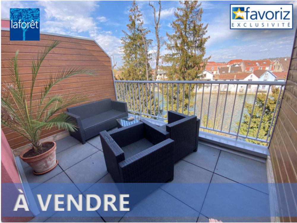 Vente Appartement Appartement de 60.14 m² avec terrasse  à Valentigney