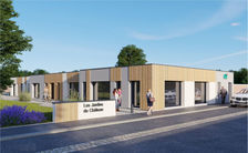 Local commercial Grand Couronne Neuf. 130 m² 215600