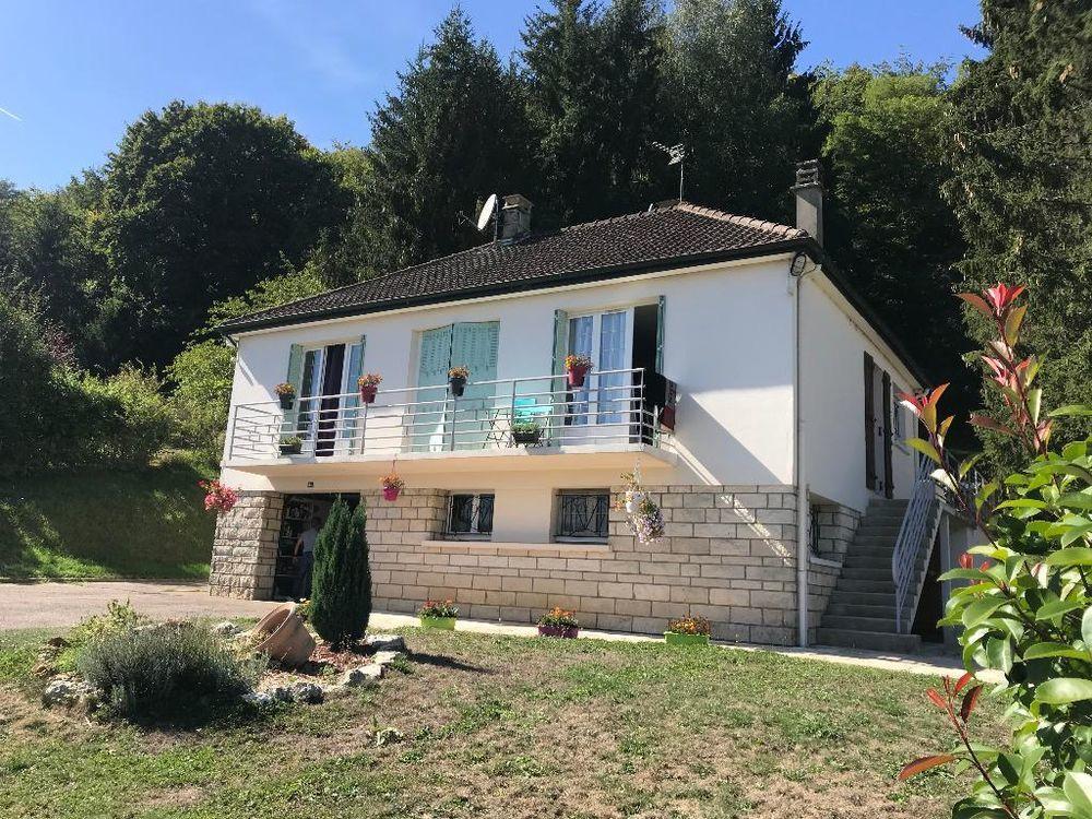 Vente Maison Maison Rachecourt Sur Marne  4 pièce(s) 80 m2  à Rachecourt sur marne
