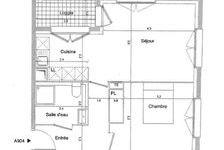 Appartement 2 pièces - 45m² - Evry Centre 720 Évry (91000)