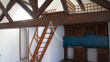 Appartement Meaux 1 pièce(s) 28 m2 540 Meaux (77100)