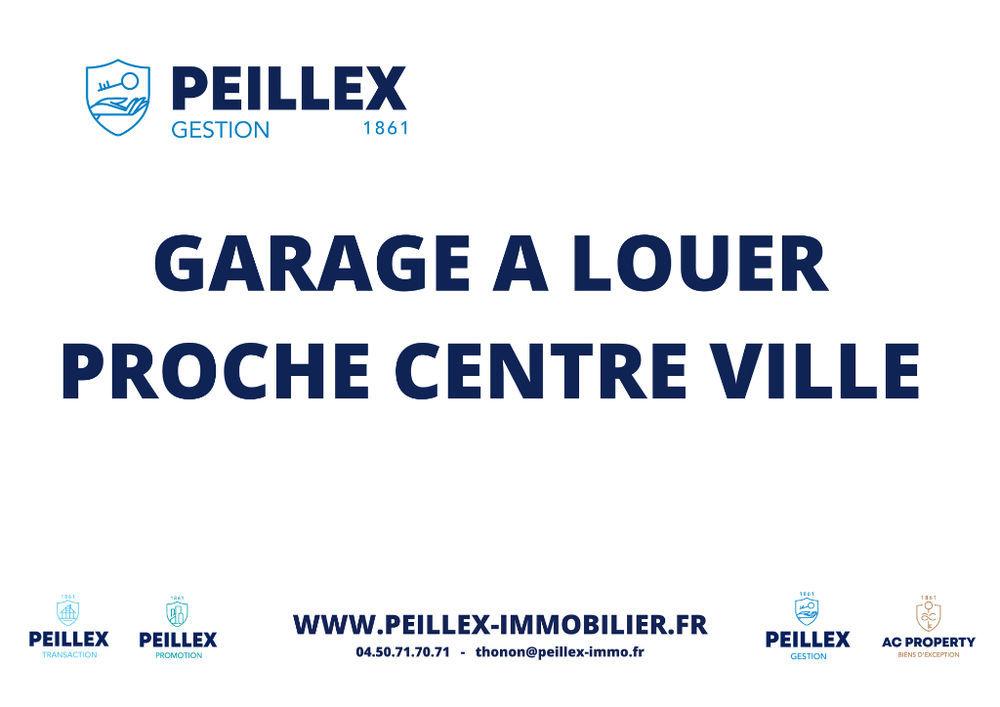 Location Parking/Garage Garage - Thonon-Les-Bains (74200) Thonon les bains