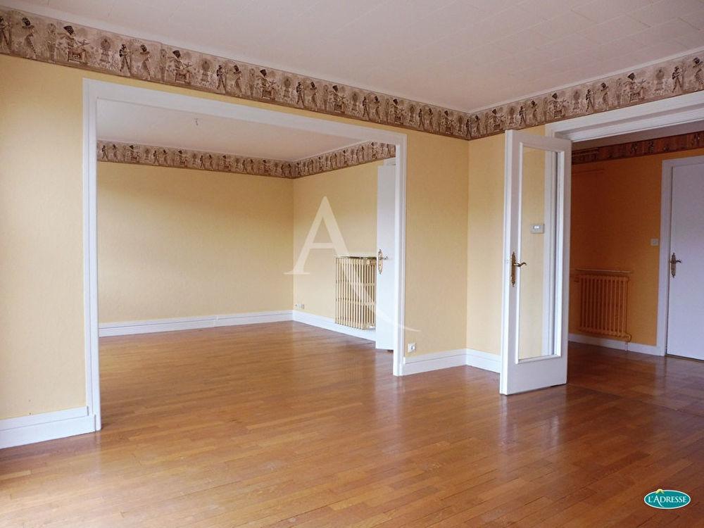 Vente Appartement BEL APPARTEMENT EN EXCELLENT ETAT AVEC GARAGE et JARDIN  à Nancy