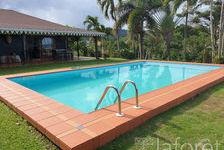 Villa avec vue mer et piscine - Le Robert 749000 Le Robert (97231)