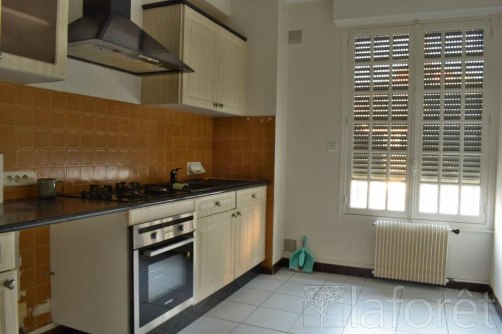 Location Appartement T3 BRIVE LA GAILLARDE - 3 pièce(s) - 59.07 m2  à Brive la gaillarde