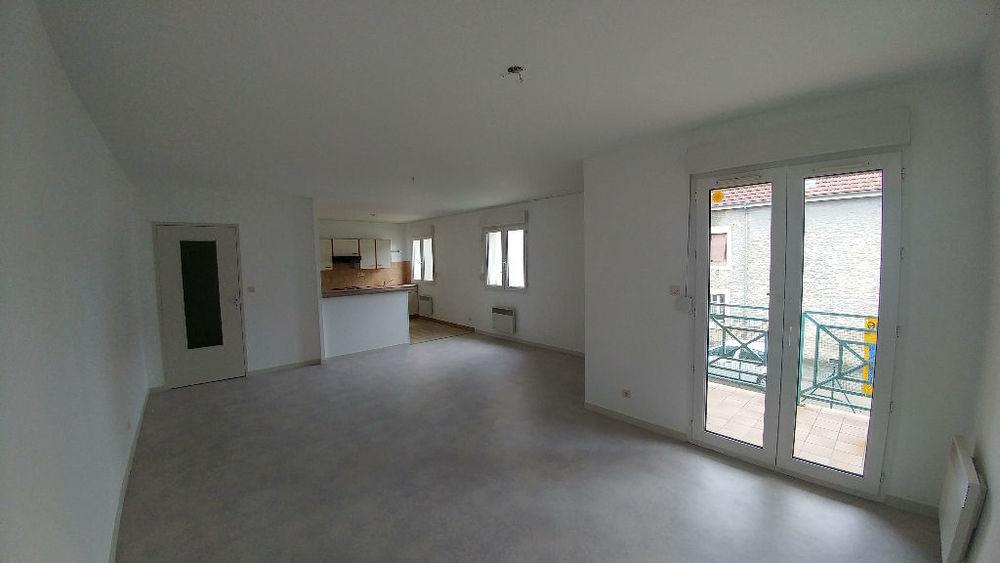 Location Appartement APPARTEMENT CHAUMONT - 4 pièce(s) -  à Chaumont