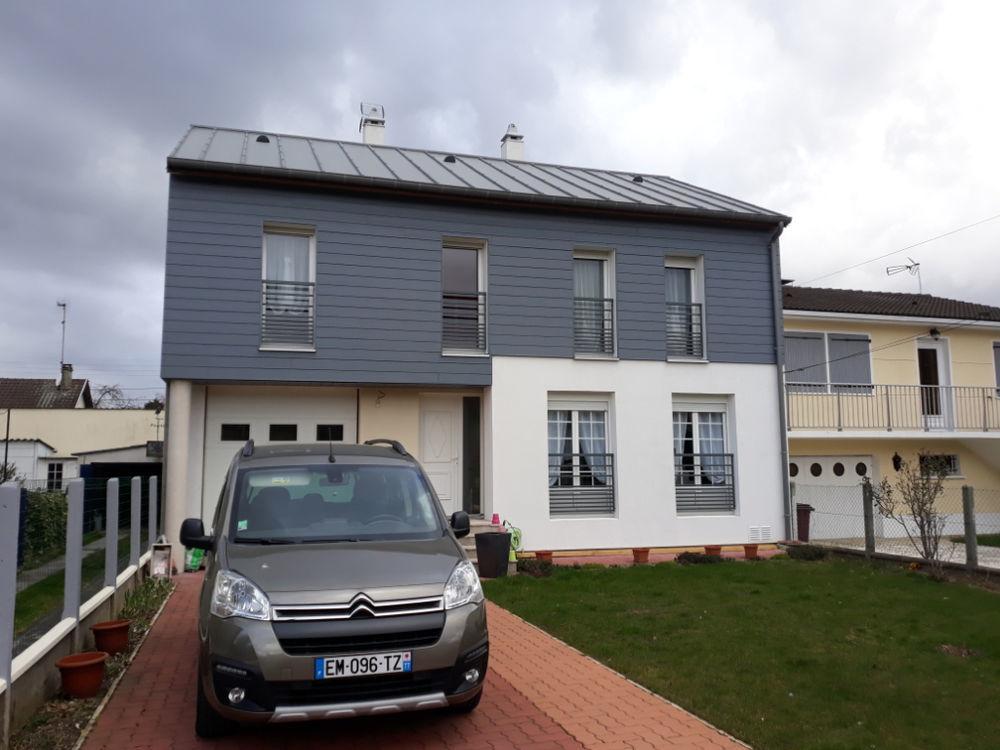 Vente Maison À vendre, maison de 123 m², 6 pièces à CHELLES (77500).  à Chelles