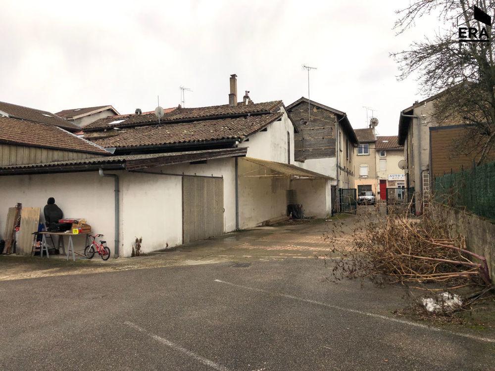 Vente Immeuble Immeuble Bourg En Bresse 406 m2 Bourg en bresse
