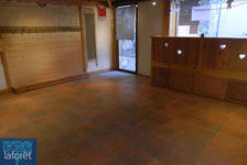 73210 La Plagne Tarentaise Beau local commercial 51,23 m2 centre station