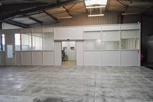 Entrepôt / local industriel de 575 m2 à louer proximité Saint Vit 3070
