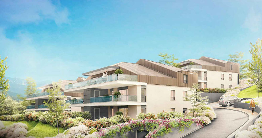 Vente Appartement Appartement Neuvecelle 3 pièce(s) 78.28 m2  à Neuvecelle