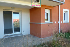 location appartement t3 aussonne