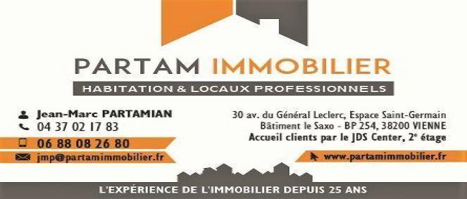 AGENCE PARTAM IMMOBILIER, agence immobilière 38