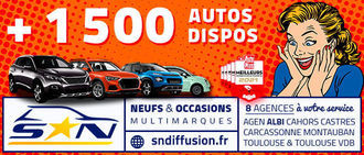 SN DIFFUSION - VDB TOULOUSE, concessionnaire 31