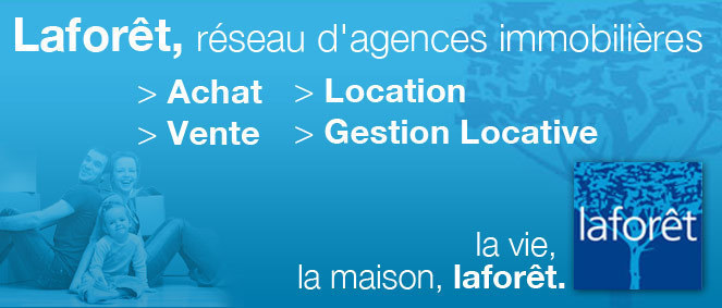 Laforêt Immobilier Quimper , agence immobilière 29
