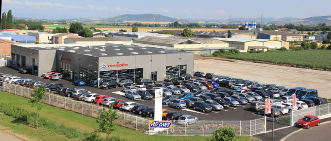 AD CARS, concessionnaire 63
