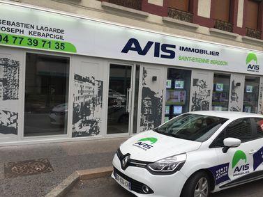AVIS IMMOBILIER SAINT ETIENNE, agence immobilière 42