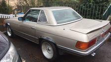 Mercedes SL 280 A 1982 occasion Sceaux 92330
