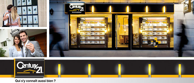 CENTURY 21 Lafage Transactions, agence immobilière 06